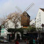 Paris windmill
