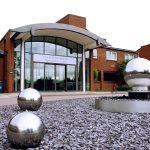 Cranfield management development centre building